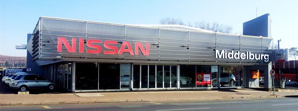 Nissan Middelburg