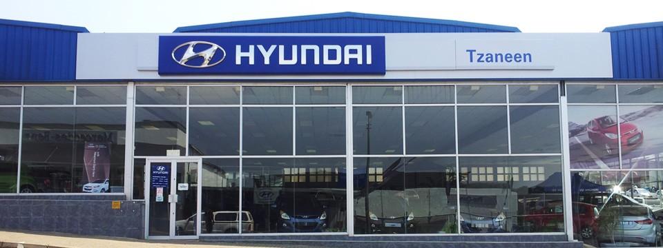 Hyundai Tzaneen