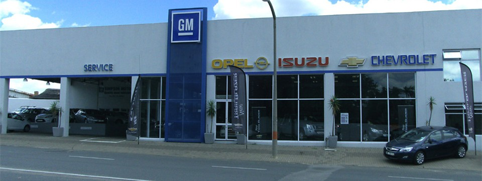GM Carletonville